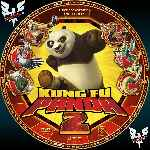 miniatura Kung Fu Panda 2 Custom V08 Por Loskives cover cd