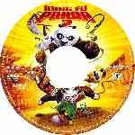 miniatura Kung Fu Panda 2 Region 4 Por Litopor cover cd