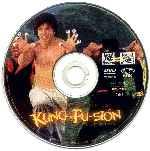 miniatura Kung Fu Sion Region 4 Por Honey cover cd