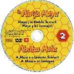 miniatura La Abeja Maya Volumen 02 V2 Por Centuryon cover cd