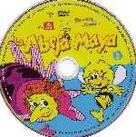 miniatura La Abeja Maya Volumen 08 Por Fran1974 cover cd