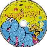 miniatura La Abeja Maya Volumen 11 Por Fran1974 cover cd