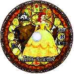 miniatura La Bella Y La Bestia Clasicos Disney Custom Por Zeromoi cover cd