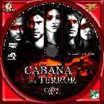 miniatura La Cabana Del Terror 2012 Custom Por Kiyosakysam cover cd