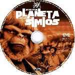 miniatura La Conquista Del Planeta De Los Simios Custom Por Solonely cover cd