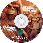 miniatura La Conquista Del Planeta De Los Simios Por Scarlata cover cd