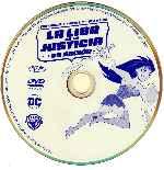 miniatura La Liga De La Justicia En Accion Temporada 01 Parte 02 Batallas Del Infini Por Centuryon1 cover cd