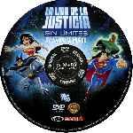 miniatura La Liga De La Justicia Sin Limites Salvando Al Mundo Region 4 Por Mejo628 cover cd
