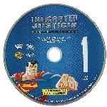 miniatura La Liga De La Justicia Temporada 01 Disco 01 Por Centuryon cover cd