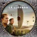 miniatura La Llegada Custom V2 Por Jsesma cover cd