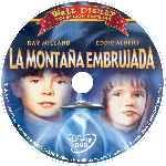 miniatura La Montana Embrujada 1975 Custom Por Samuel Perezz cover cd