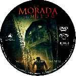 miniatura La Morada Del Miedo Custom V3 Por Carljun cover cd