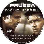 miniatura La Prueba 2003 Custom Por Carljun cover cd