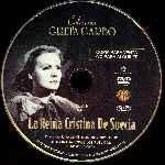miniatura La Reina Cristina De Suecia Coleccion Greta Garbo Por Ximo Raval cover cd