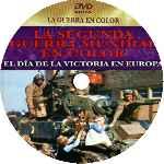 miniatura La Segunda Guerra Mundial En Color El Dia De La Victoria En Europa Custom Por Vigilantenocturno cover cd