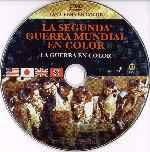 miniatura La Segunda Guerra Mundial En Color La Guerra En Color Por Rolofu cover cd