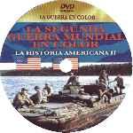 miniatura La Segunda Guerra Mundial En Color La Historia Americana I I Custom Por Vigilantenocturno cover cd