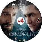 miniatura La Sospecha 2013 Custom Por Corsariogris cover cd