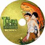 miniatura La Tumba De Las Luciernagas Custom V2 Por Cantorana89 cover cd