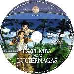 miniatura La Tumba De Las Luciernagas Custom V3 Por Principe Gris cover cd