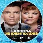 miniatura Ladrona De Identidades Custom V5 Por Jacenlinea cover cd