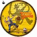 miniatura Las Aventuras De Tadeo Jones Custom Por Jsesma cover cd