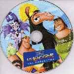miniatura Las Locuras Del Emperador Por Lampa32 cover cd