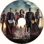 miniatura Liga De La Justicia 2017 Custom Por Franvilla cover cd