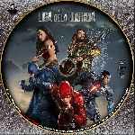 miniatura Liga De La Justicia 2017 Custom V3 Por Jsesma cover cd