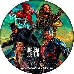 miniatura Liga De La Justicia 2017 Custom V4 Por Alfix0 cover cd