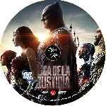 miniatura Liga De La Justicia 2017 Custom V6 Por Putho cover cd