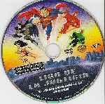 miniatura Liga De La Justicia El Juicio De La Liga De La Justicia Por Agustin cover cd