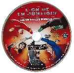miniatura Liga De La Justicia Los Valientes Y Audaces Por Centuryon cover cd