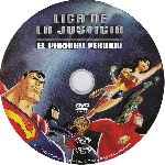 miniatura Liga De Las Justicia El Paraiso Perdido Custom Por Active85 cover cd