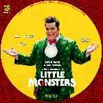 miniatura Little Monsters 2019 V2 Por Chechelin cover cd