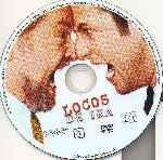miniatura Locos De Ira Region 4 Por Julio Cuervo cover cd