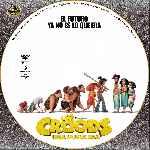 miniatura Los Croods Una Nueva Era Custom Por Camarlengo666 cover cd