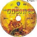miniatura Los Goonies Custom Por Pepetor cover cd