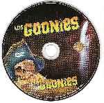 miniatura Los Goonies Por Angels4489 cover cd