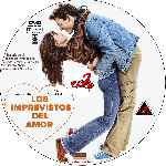 miniatura Los Imprevistos Del Amor Custom V2 Por Corsariogris cover cd