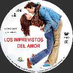 miniatura Los Imprevistos Del Amor Custom V5 Por Azzaragalana cover cd