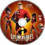 miniatura Los Increibles Custom V2 Por Marivassa cover cd