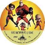 miniatura Los Increibles Custom V5 Por Putho cover cd