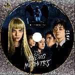 miniatura Los Nuevos Mutantes Custom Por Camarlengo666 cover cd