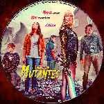 miniatura Los Nuevos Mutantes Custom V2 Por Ferozbbb cover cd