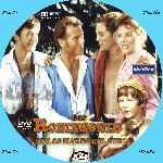 miniatura Los Robinsones De Los Mares Del Sur Custom Por Menta cover cd