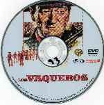 miniatura Los Vaqueros Region 4 Por Siddarta cover cd