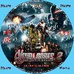 miniatura Los Vengadores 2 La Era De Ultron Custom V04 Por Menta cover cd