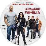 miniatura Luchando Con Mi Familia Custom Por Mrandrewpalace cover cd
