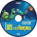 miniatura Luis Y Los Alienigenas Custom Por Mrandrewpalace cover cd